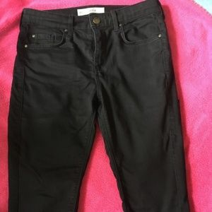 Top shop Moto Leigh skinny jeans